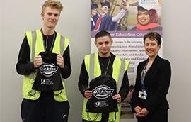 DICKIES PARTNERS CITY OF BRISTOL COLLEGE  TO INSPIRE NEXT GENERATION OF TRADESPEOPLE