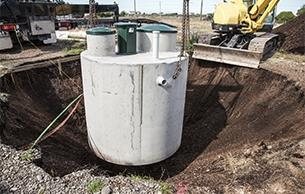 Is Time Running Out for Your Septic Tank?