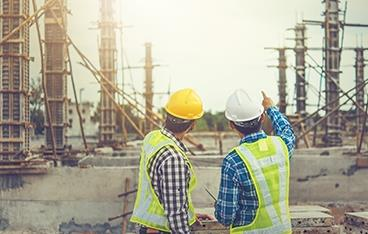 Major changes for the construction industry