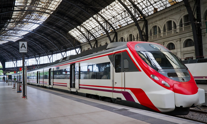 build upgraded train service on arriva cross country network