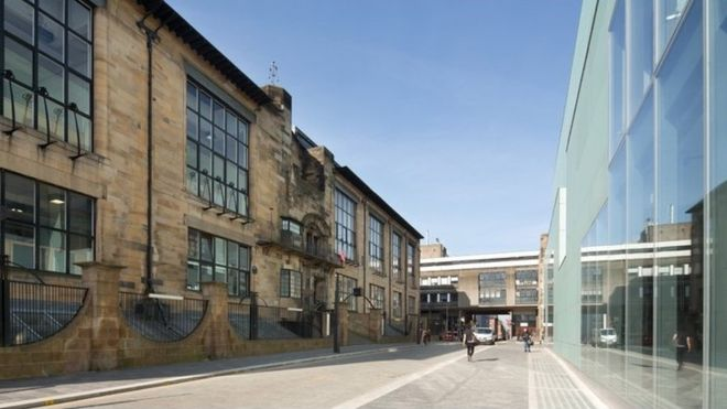 Kier Wins £25m Contract For Mackintosh Building Restoration