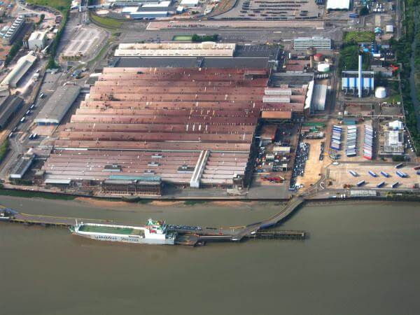 New Aggregates Wharf for London