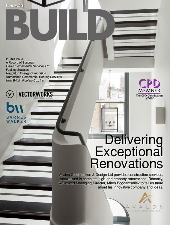 Q1 2018 - Avalon Building & Decorating Contractors Ltd Issue