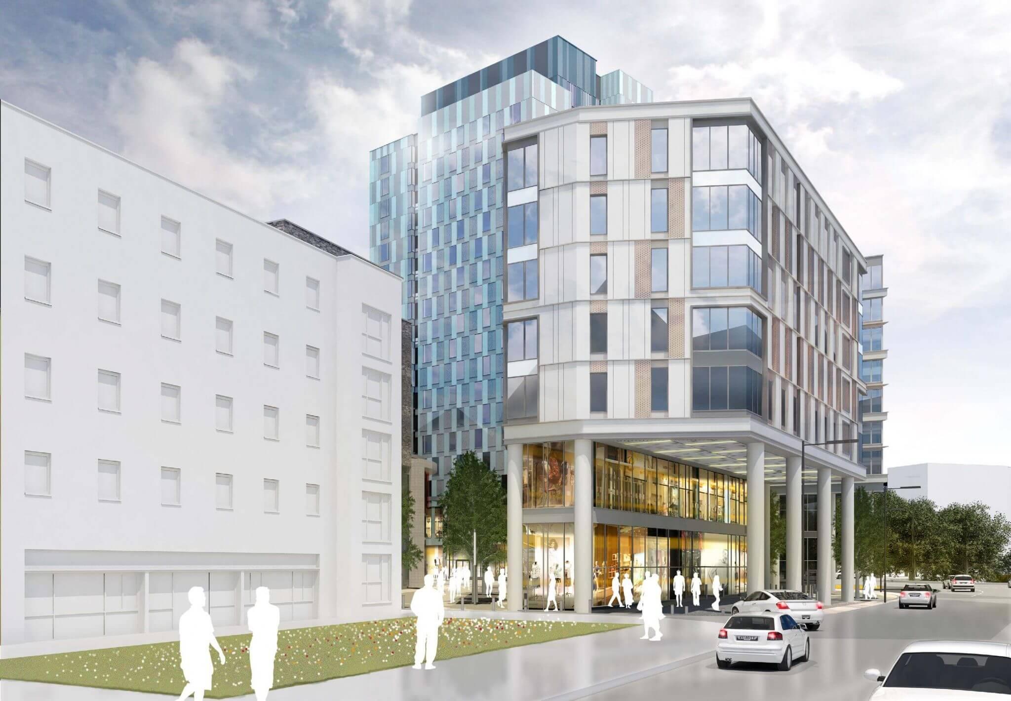 Work Starts on Sheffield Landmark Property Development