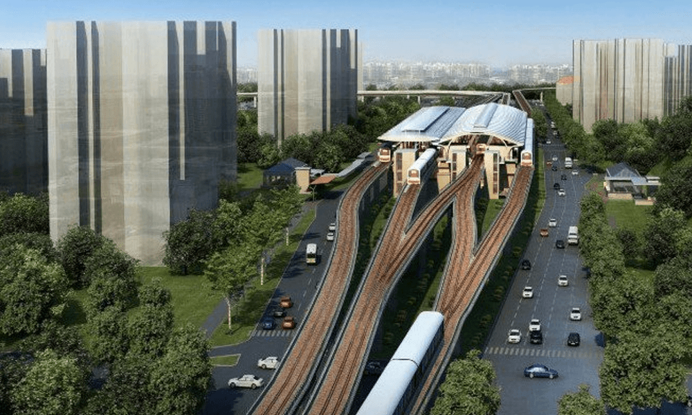 Singapore signs platform extension deal