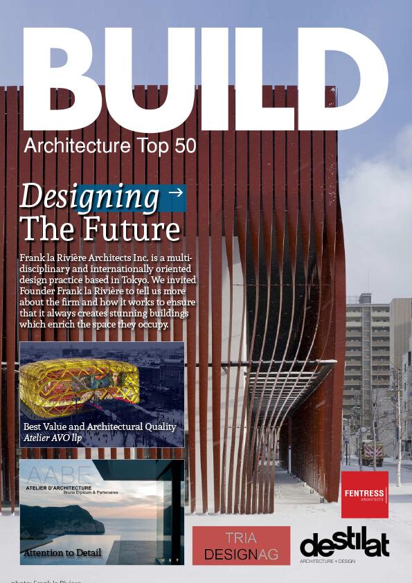 BUILD Architecture Top 50