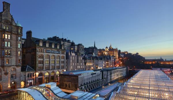 Building Work Starts on £20m Luxury Four-star Hotel in Edinburgh
