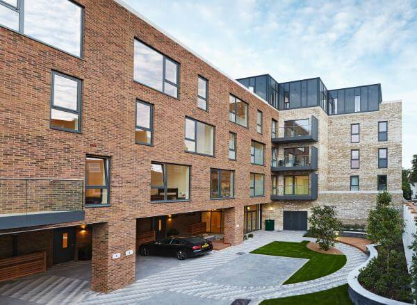 Luxury London Apartments Warm to Renewable Heat with NIBE