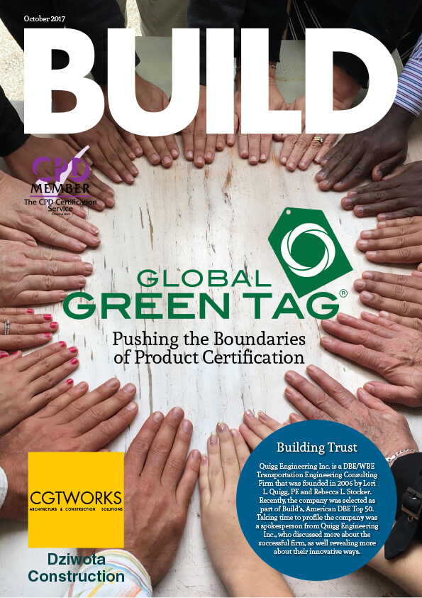 BUILD October 2017 (Global Greentag PTY Ltd)