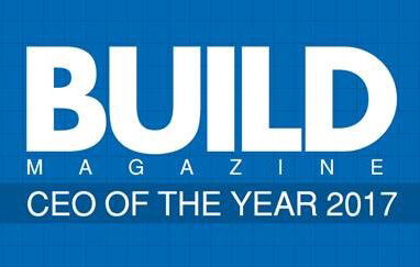BUILD Magazine CEO Of The Year 2017