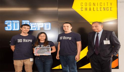 3D Repo's winning platform: BIM Project Wins Canary Wharf Award