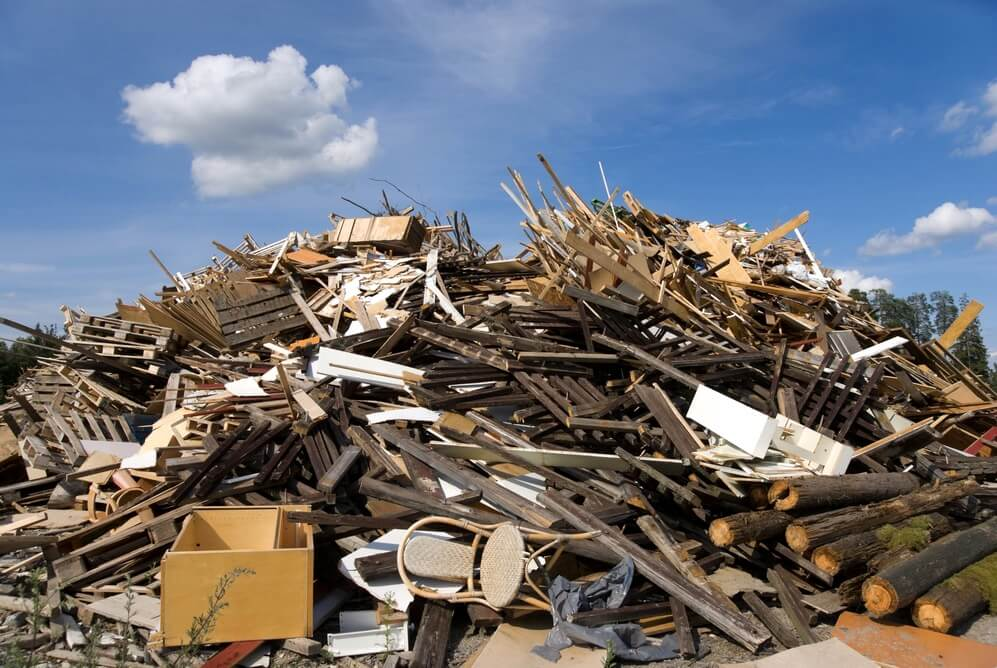 Sustainability Demands See Increase In Waste Wood Recycling