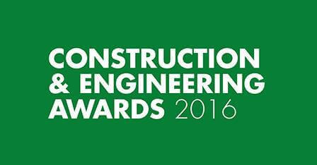 The 2016 Construction and Engineering Awards Press Release