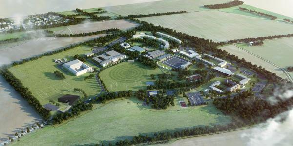 Update on Construction of £250m Winchester Training Base