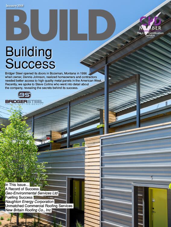 Q1 2018 - Bridger Steel Issue