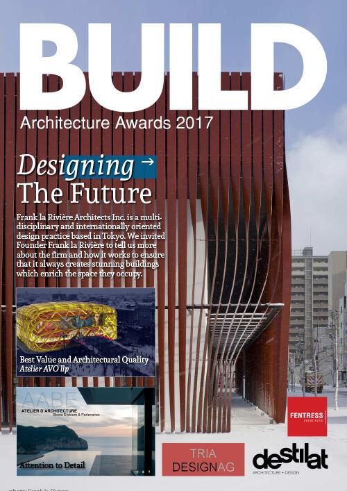 BUILD Architecture Awards 2017