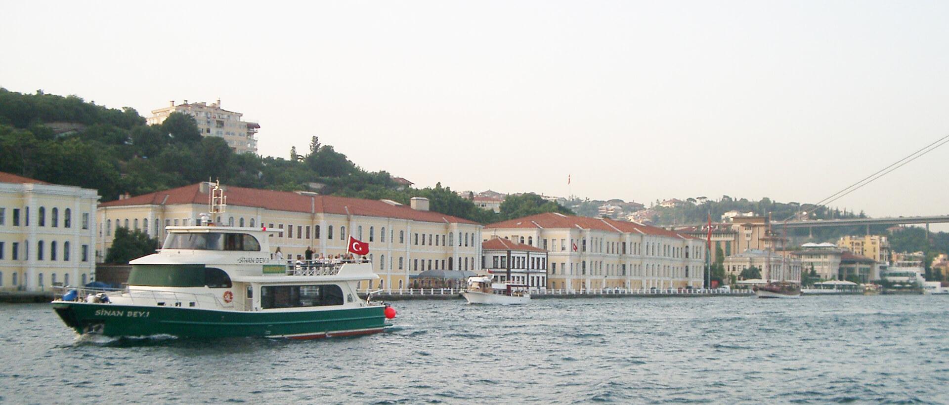 High School on the Bosphorus