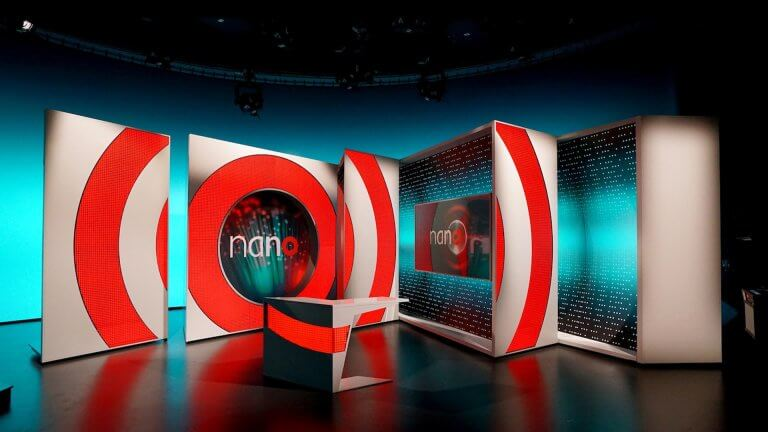 3sat – TV Setdesign 4