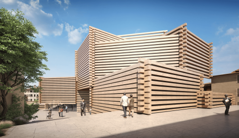 ODUNPAZARI MODERN MUSEUM (OMM), MAJOR NEW MUSEUM  DESIGNED BY KENGO KUMA AND ASSOCIATES, TO OPEN   IN NORTH WEST TURKEY IN JUNE 2019