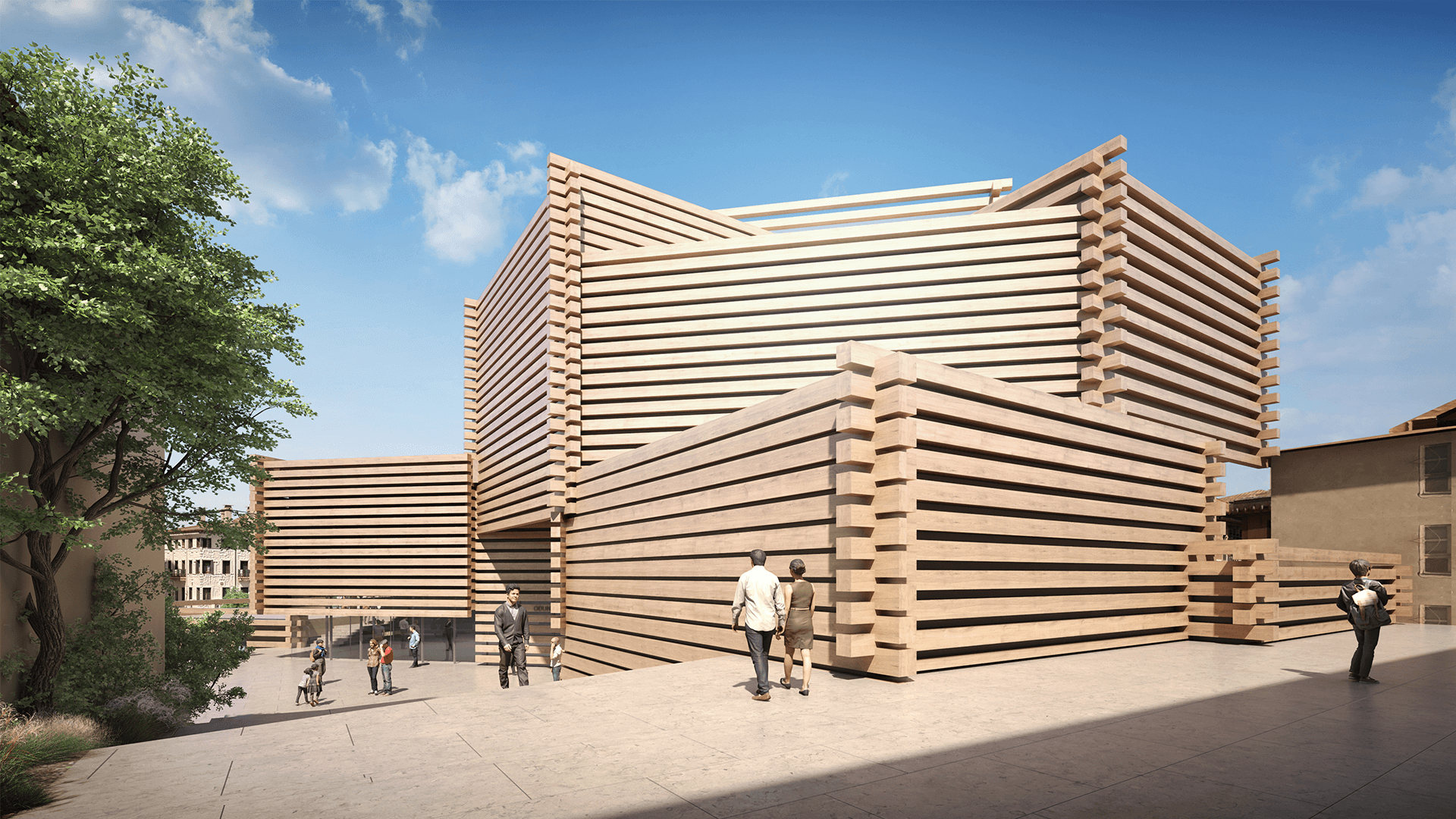 OMM, courtesy of Kengo Kuma and Associates(KKAA)_(1)