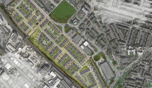 Avison Young submits planning for almost 500 new Salford homes