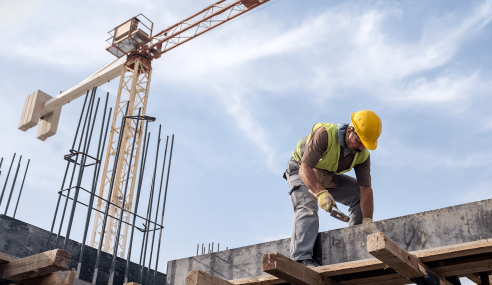 Building change: the future of the construction workforce