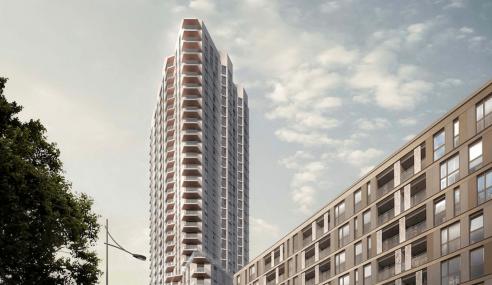 Staticus wins Tottenham Hale tower façade contract