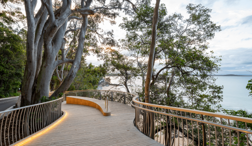 Accoya® selected for replacement of 400m-long boardwalk on Australia's Sunshine Coast