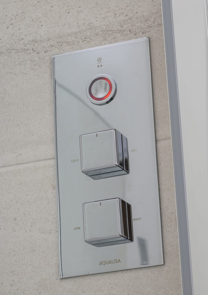 Aqualisa Redrow Shower Control