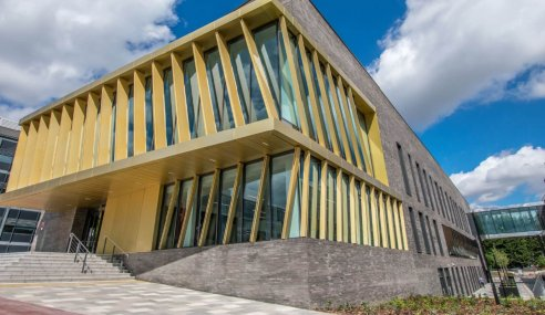 BIRMINGHAM UNI'S COLLABORATIVE TEACHING LAB NAMED BUILDING OF THE YEAR BY RIBA WEST MIDLANDS