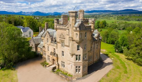Scottish castle open for business following £3.3 million investment