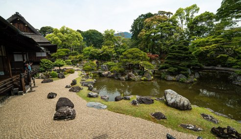 A guide to Japanese gardens for landscapers