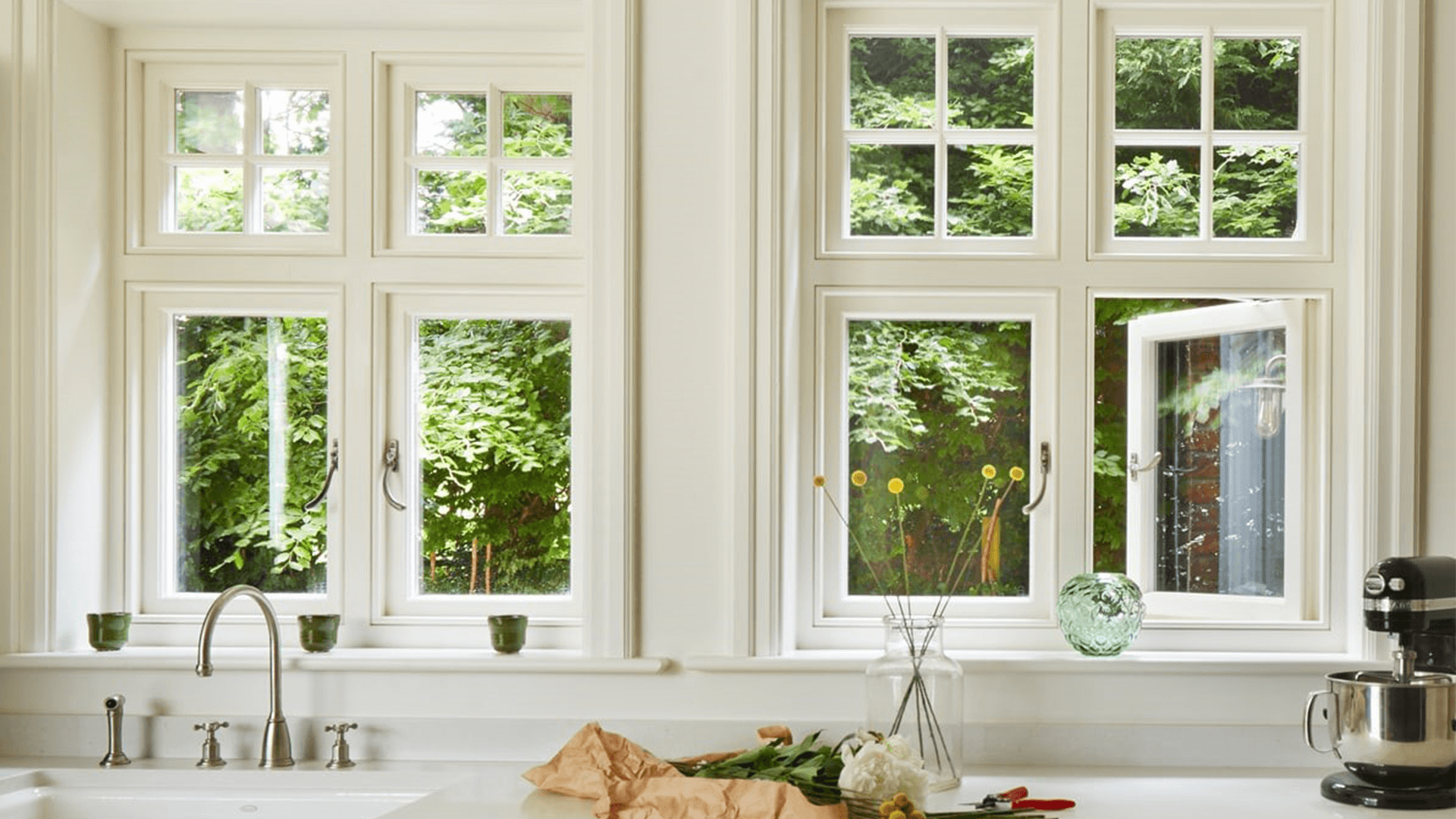 Window Replacement Improves Your Home