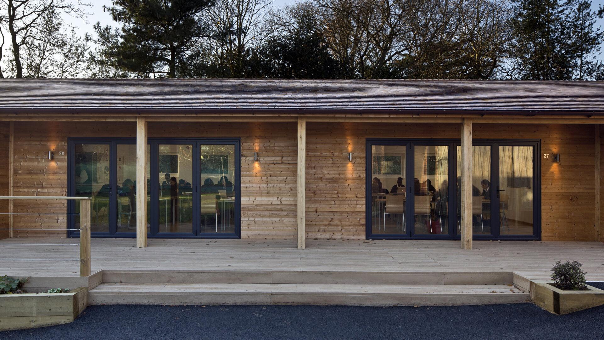 Timber Classroom