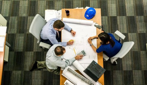 How lean methodology creates more productive construction firms