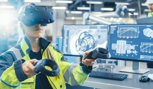Virtual Reality – The Ultimate Safety and Training Technology