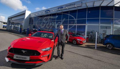 Lookers set to open doors to Teesside's first Ford Store following a a £3m expansion