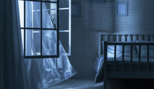 Two in five Brits would not buy a house if there were reports of paranormal activity