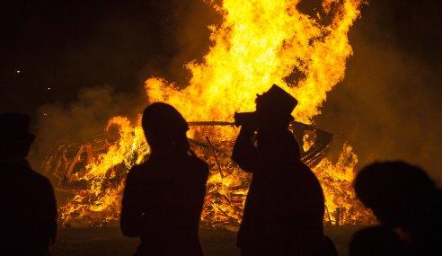 Bonfire Night Ignites Burglary Season