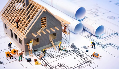 A guide to construction safety for homebuilders