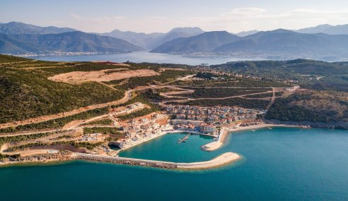 Luštica Bay, Montenegro: Over 100 Percent Increase In Prices In Seven Years And Highly Competitive Rental Yield, Among Highest In Europe