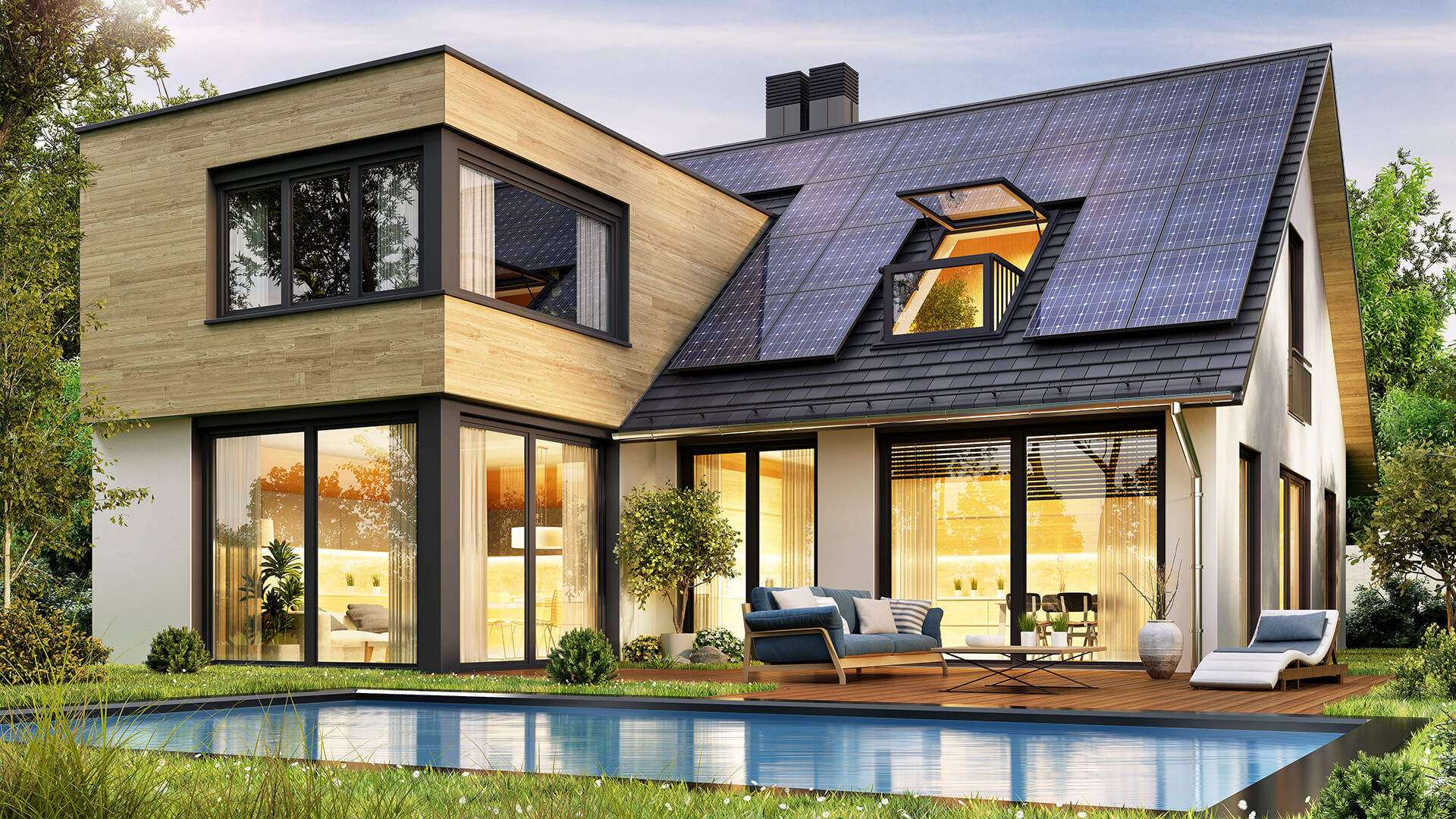How Building A New Home Can Be Environmentally Friendly Build Magazine