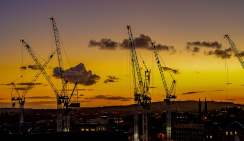 Getting The UK Construction Industry Back On Track