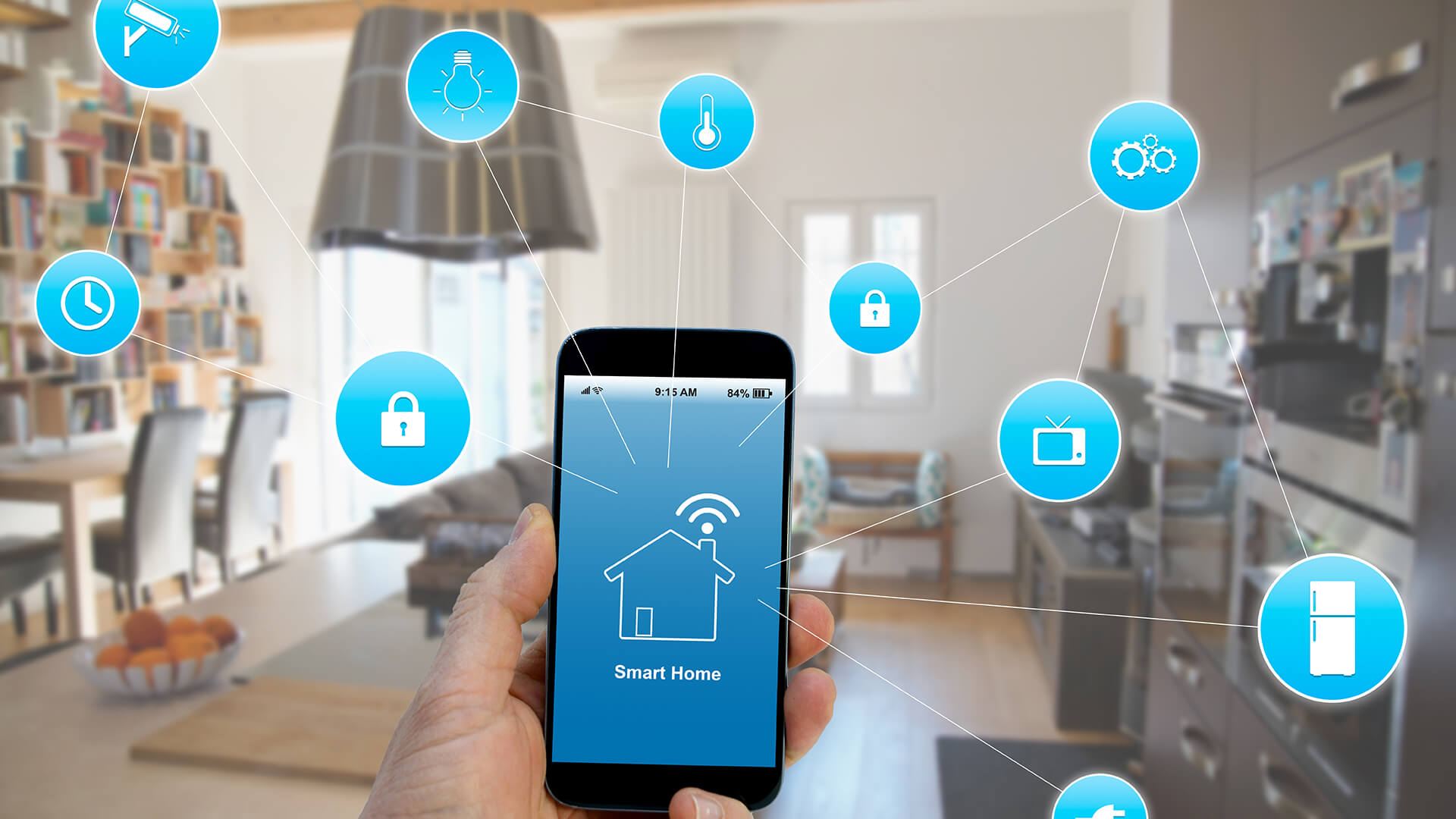 Smart Home Tech in Apartments is the Way of the Future - Build Magazine