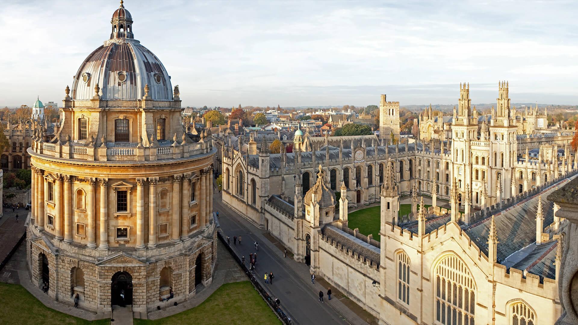 Oxford-Cambridge Arc Workspace
