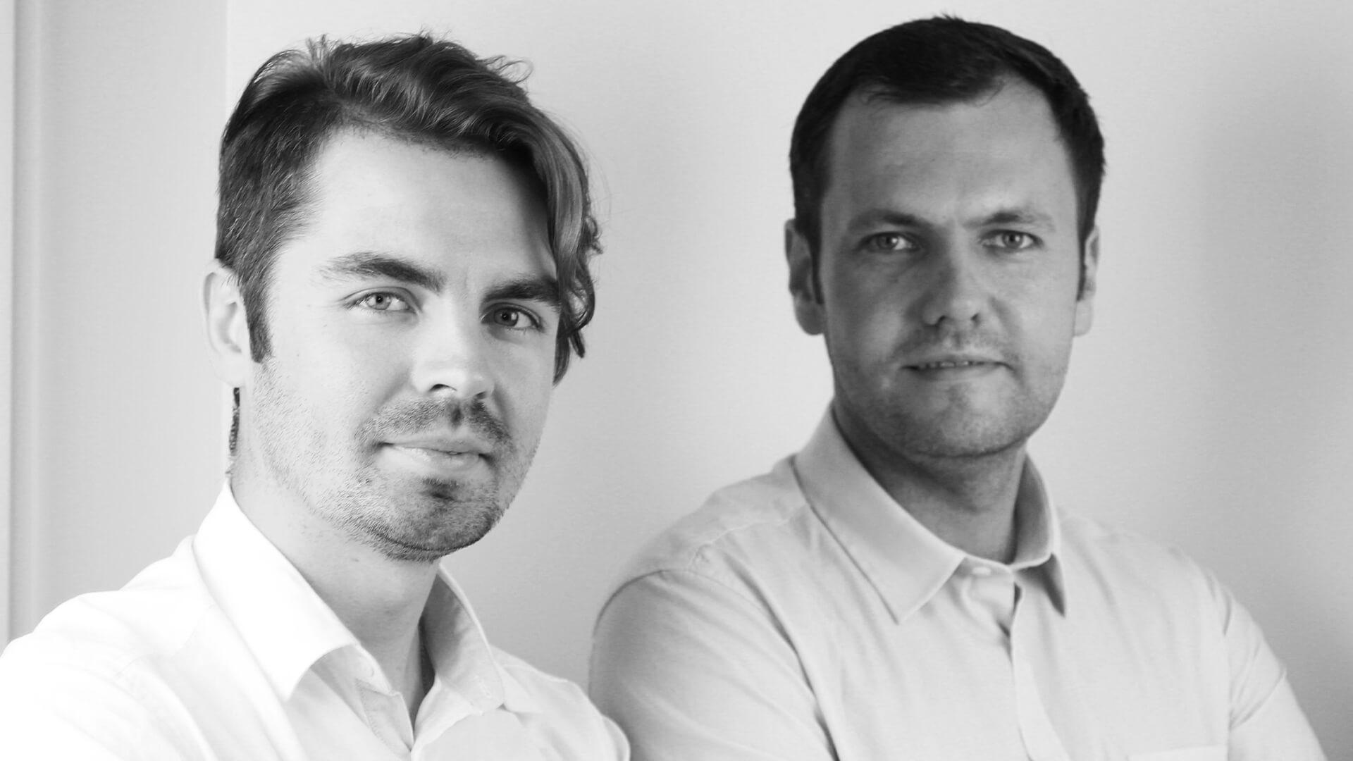 Co-Founders Kutsalo & Bilotskyi