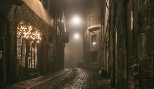 The Spookiest Towns in the UK Revealed