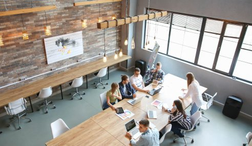 How Our Offices and Working Spaces Will Be Different in A Post-Covid World