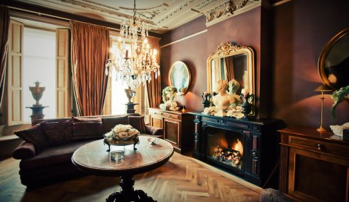 The Importance of Antiques to Interiors In A Disposable Age