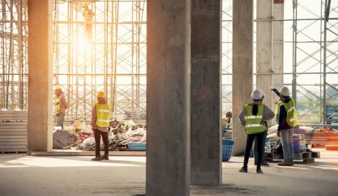 6 Tips for Improving Your Construction Site Security